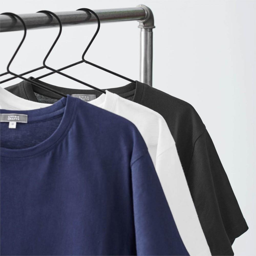 LivingCraftsherrekortrmettshirt2pakmarine-01