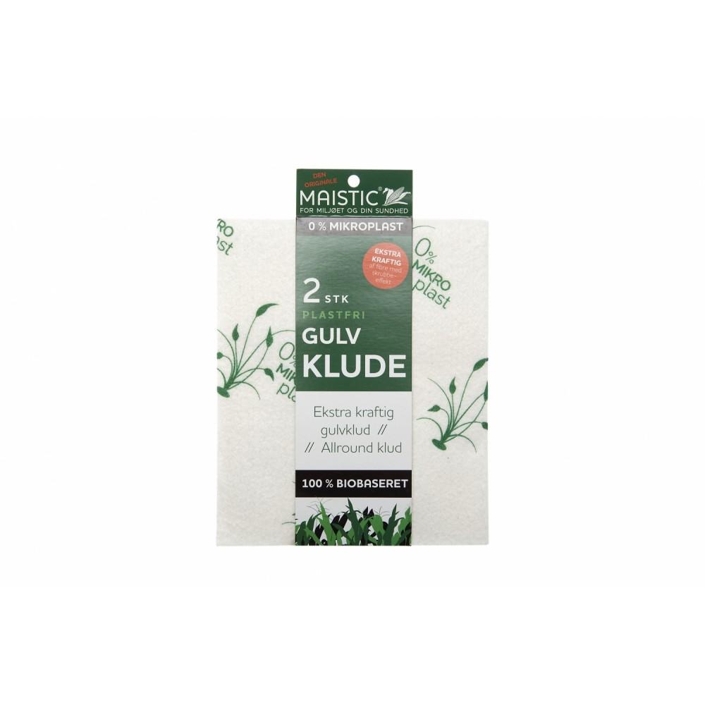 Maistic Bio Group - 2 stk. gulvklude - plastikfri