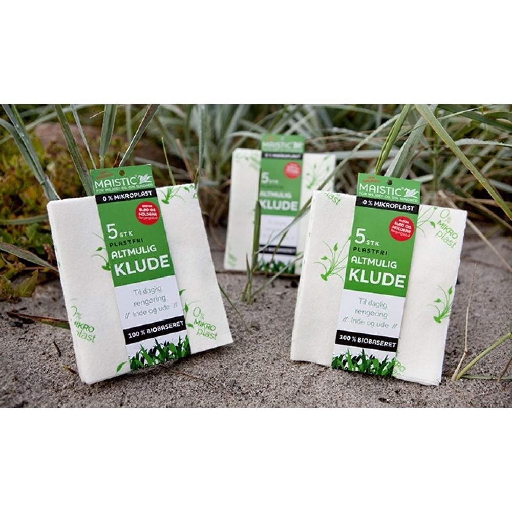 Maistic Bio Group - karklude - alt-mulig-klude - plastikfri
