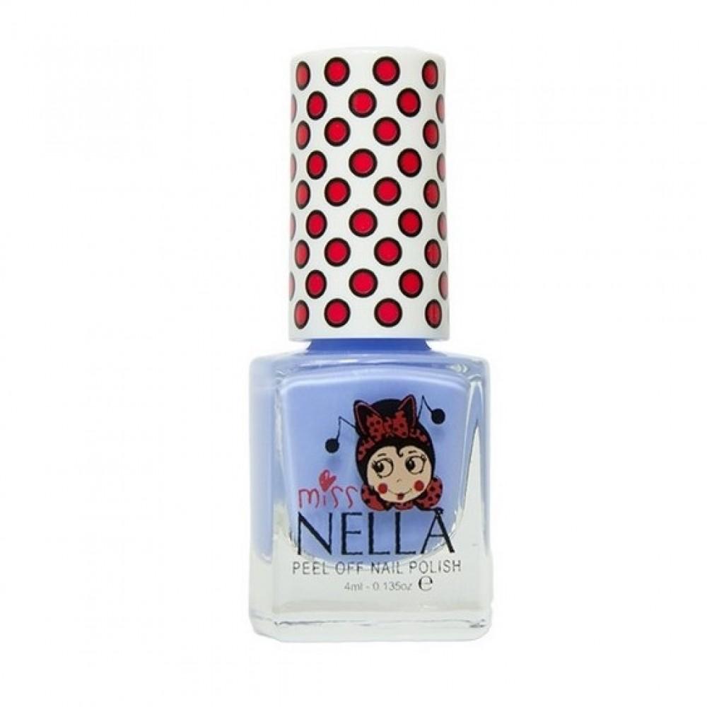 Miss Nella -neglelak - blue bell