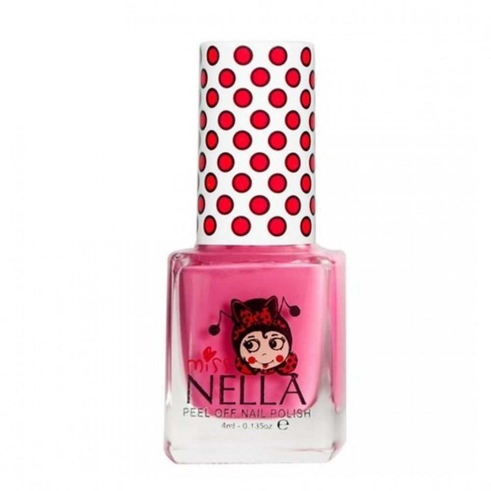 Miss Nella -neglelak - pink a boo