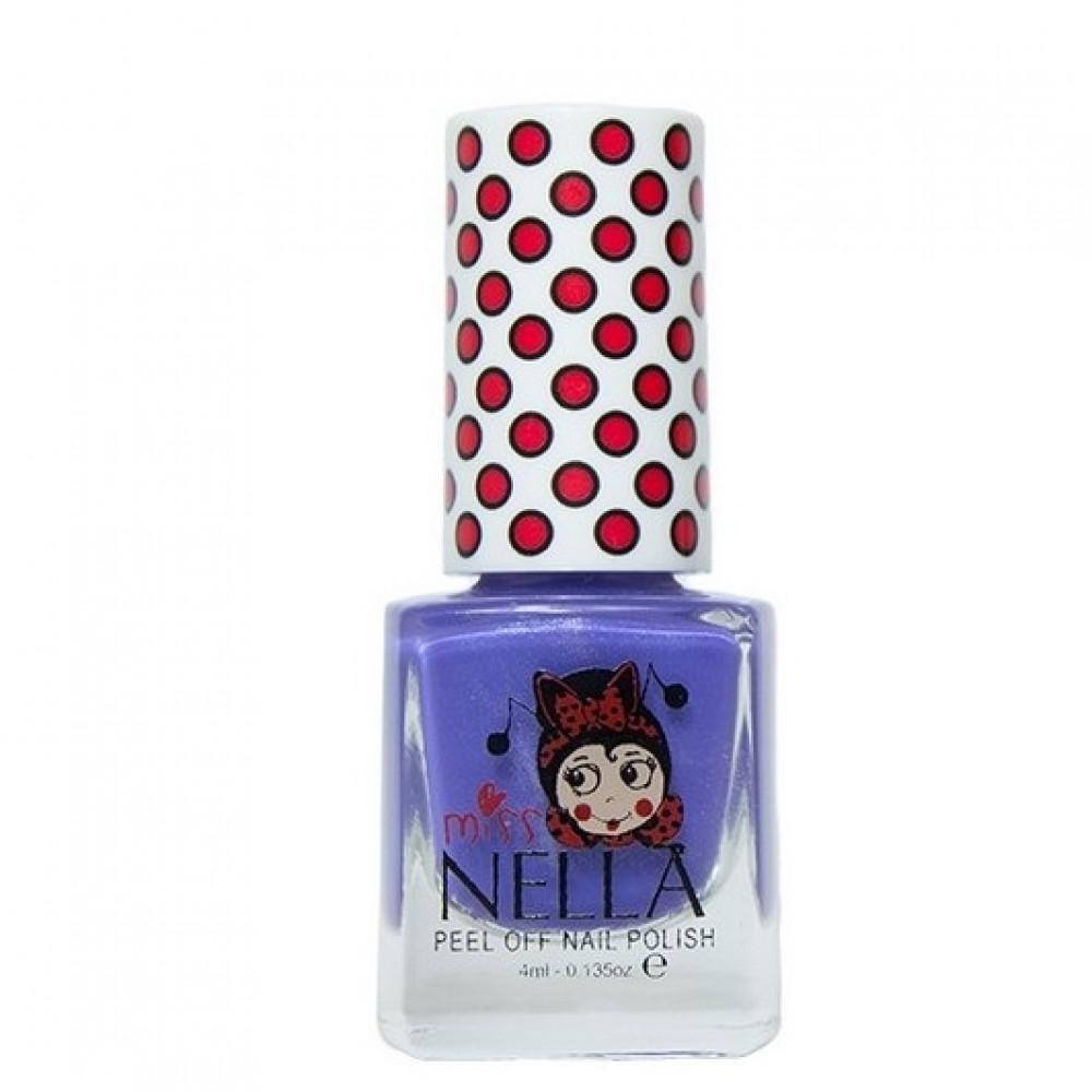 Miss Nella -neglelak - sweet lavender
