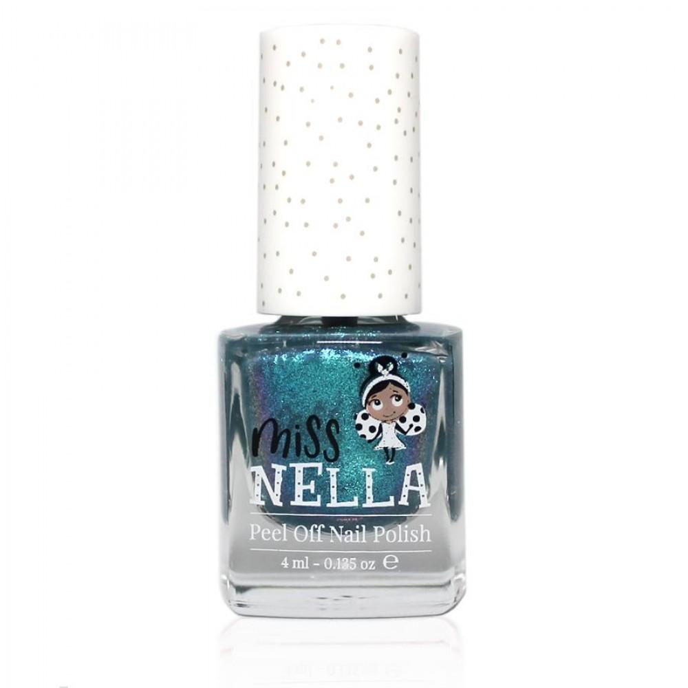 Miss Nella -neglelak - blue the candles