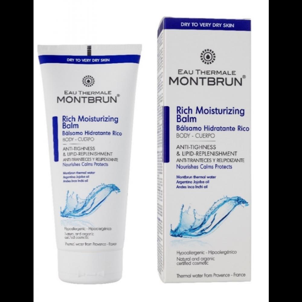 Montbrun - økologisk bodylotion - tør & meget tør hud