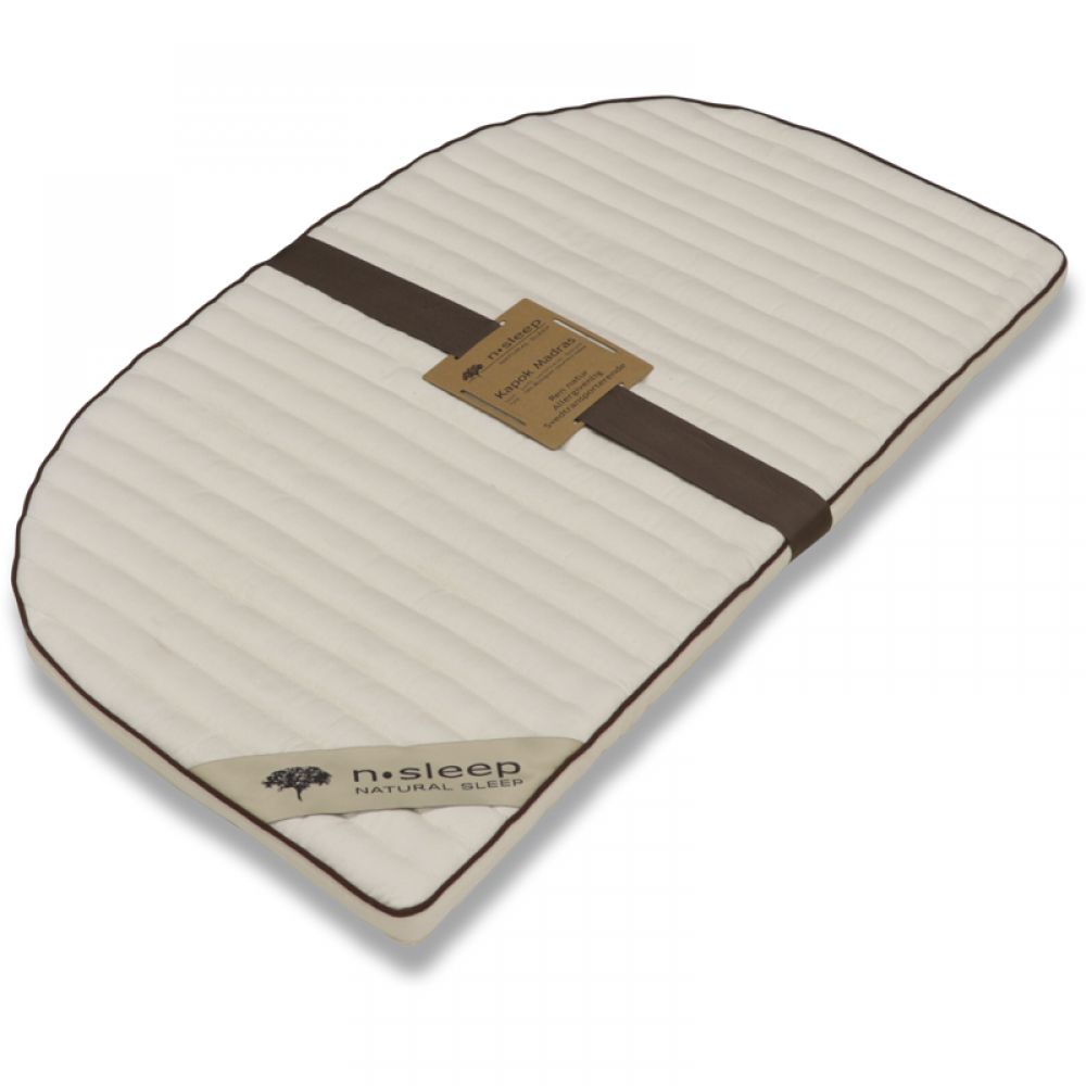 N-Sleep - kapok madrasser - baby bay - flere størrelser