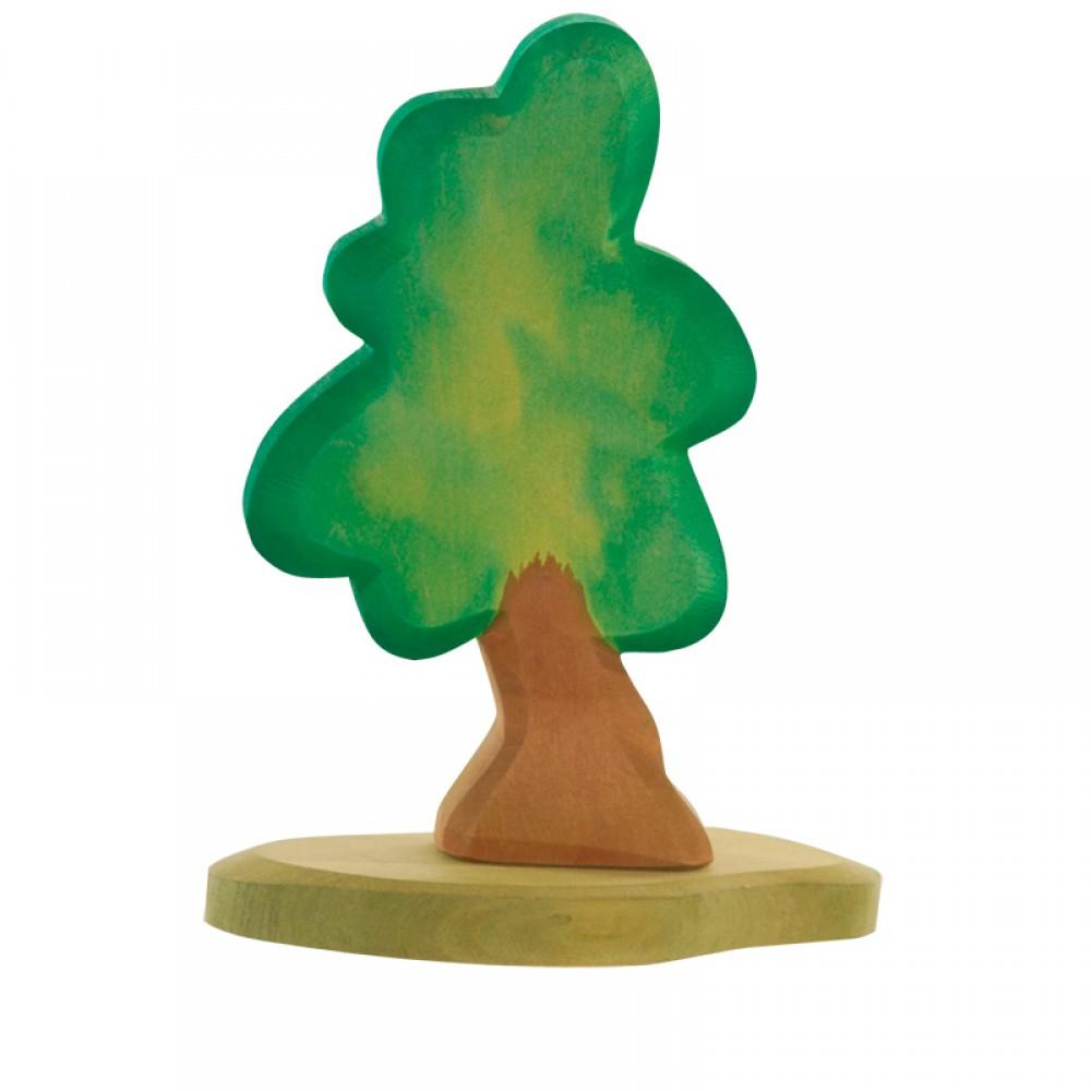 Ostheimer - mellem egetræ med fod