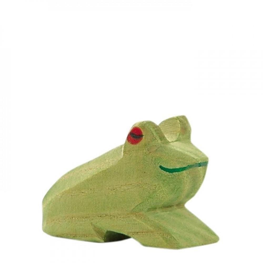 Ostheimer - lille grøn frø