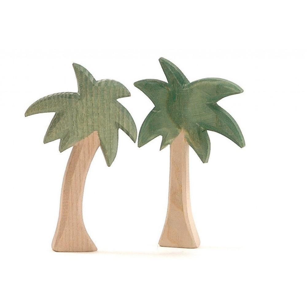 Ostheimer - 2 palmetræer i trækasse