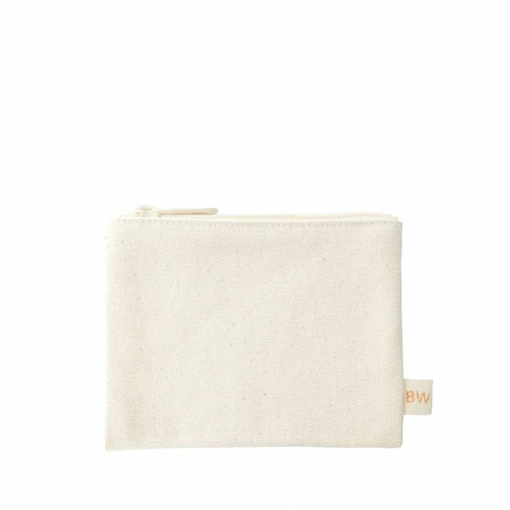 Bo Weevil - lille kosmetik taske - natur