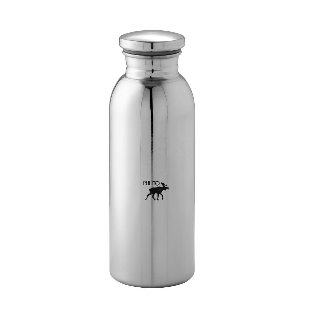 Pulito - stål drikkeflaske - 750 ml.