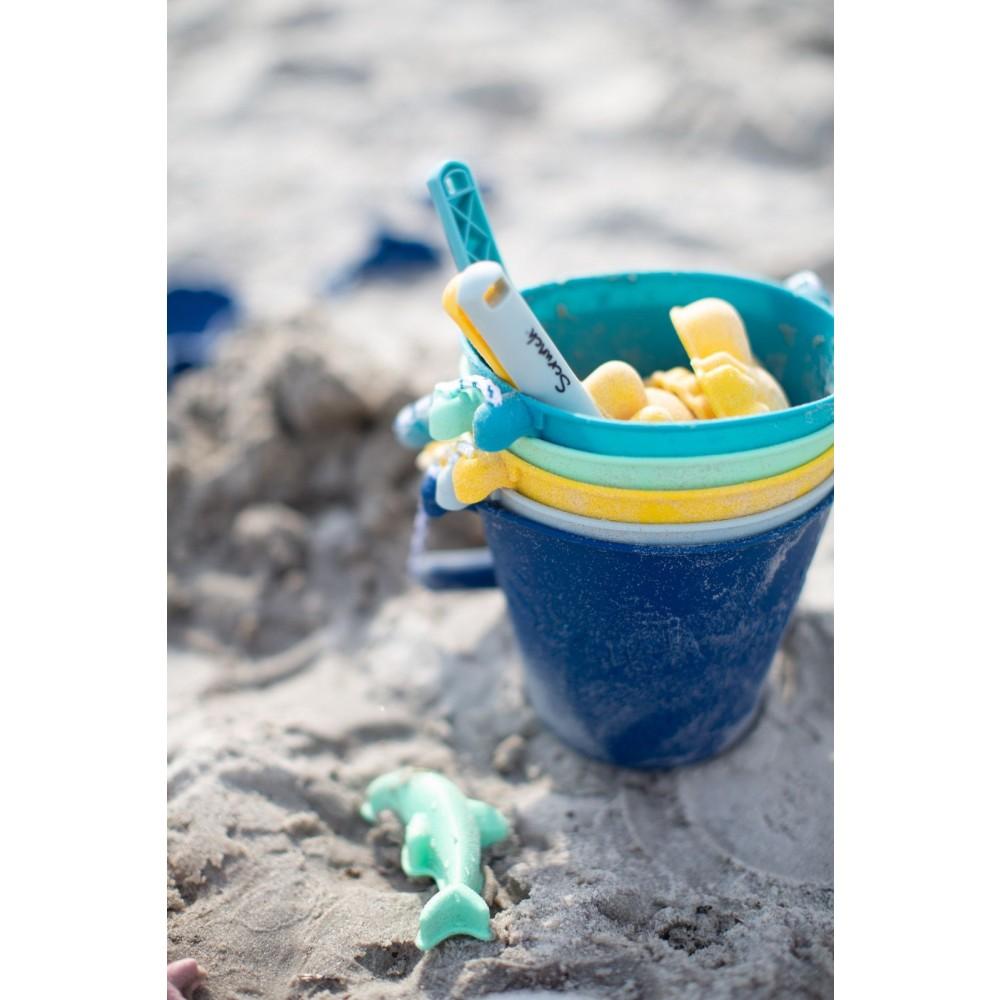 Funkit World - strandspand i silicone - mange farver