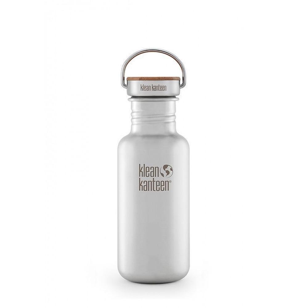 Klean Kanteen - Reflect - børstet stål - 532 ml.