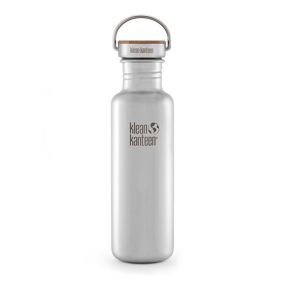 Klean Kanteen - Reflect - børstet stål - 800 ml.