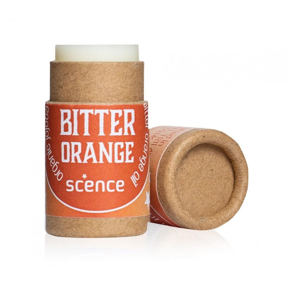 Scence - økologisk & vegansk læbepomade - bitter orange