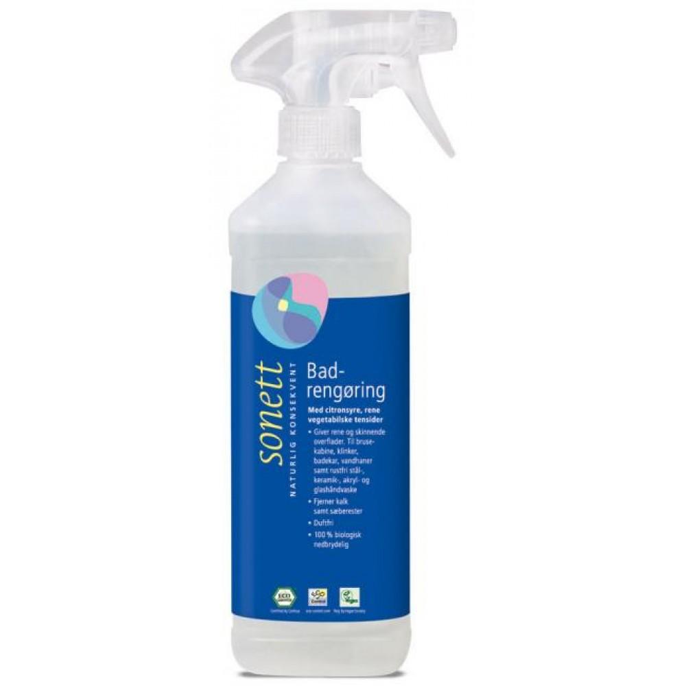 Sonett - badrengøring - 0,5 liter