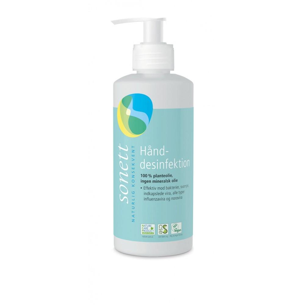 Sonett - hånd desinfektion - 300 ml.