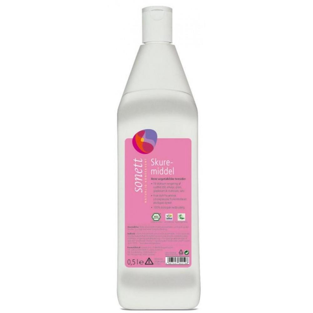 Sonett - skurecreme - 0,5 l.