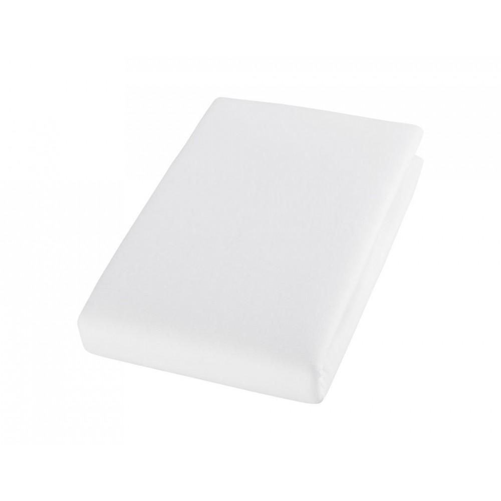 COTONEA - stræklagen til topmadras - flere størrelser - hvid