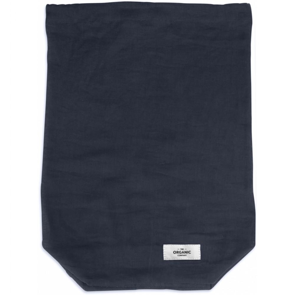 The Organic Company - brødpose - flere størrelser - dark blue