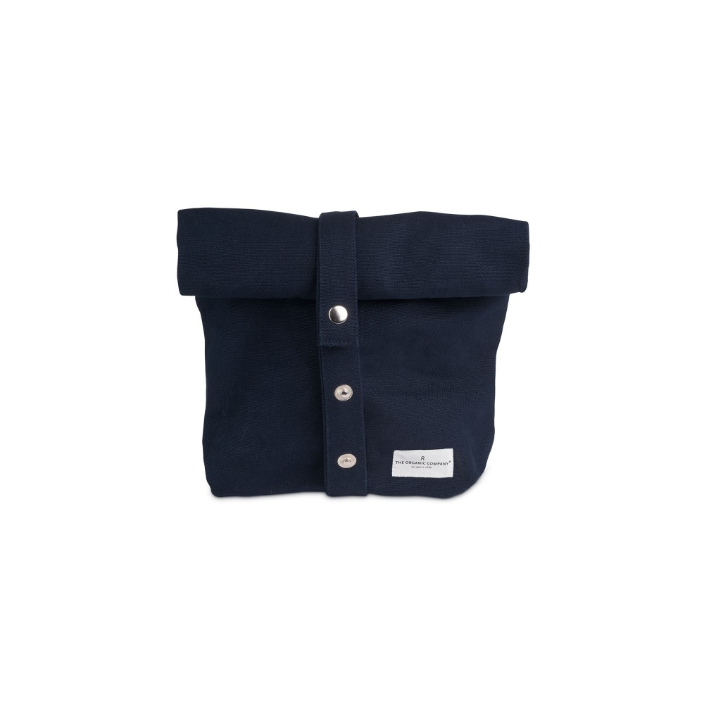 The Organic Company - lunchbag - dark blue