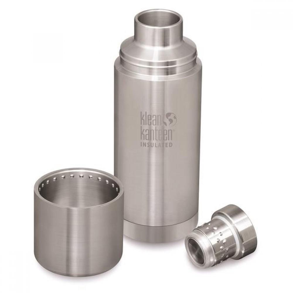 Klean Kanteen - TK-PRO- termoflaske 750 ml. - stål