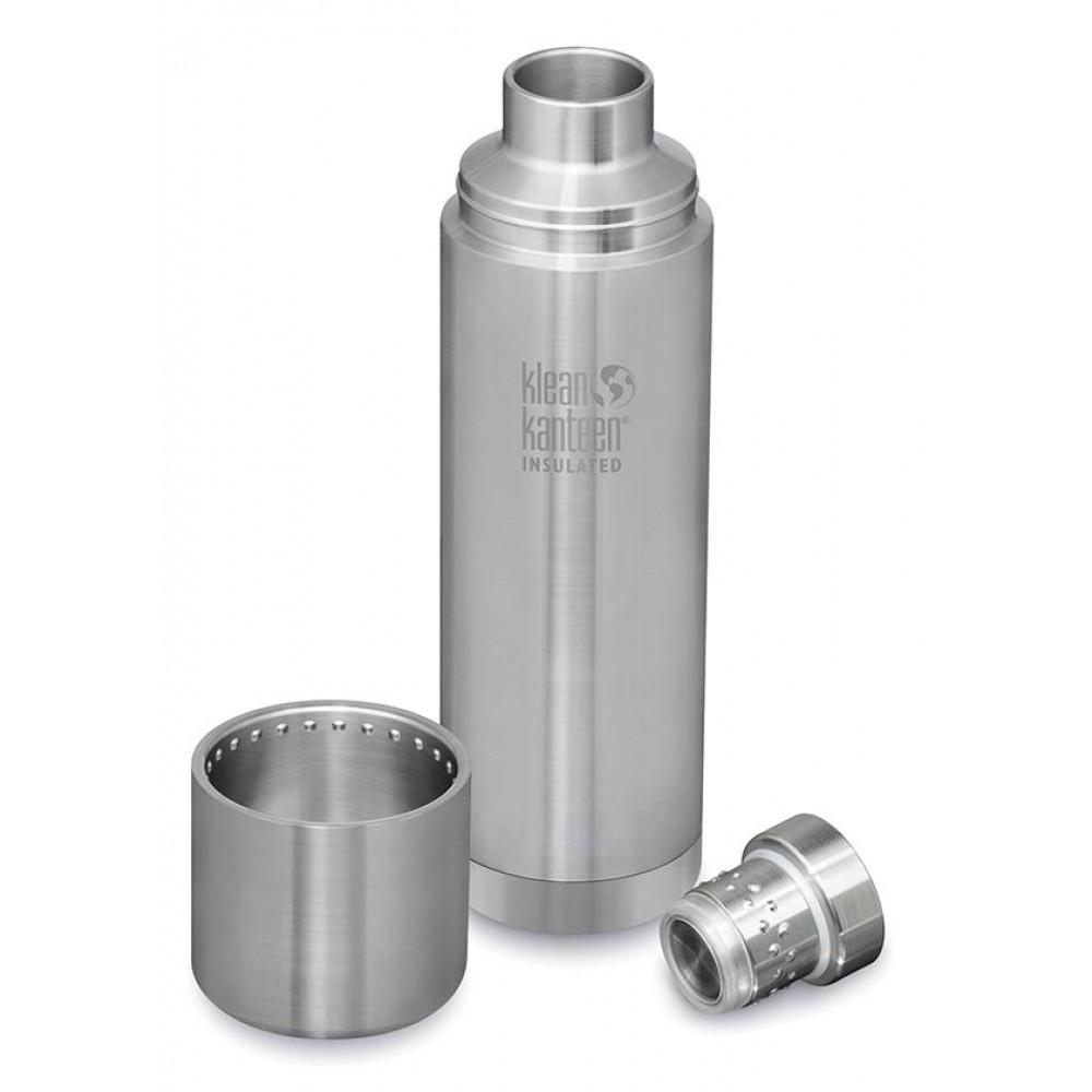 Klean Kanteen - TK-PRO- termoflaske 1000 ml. - stål