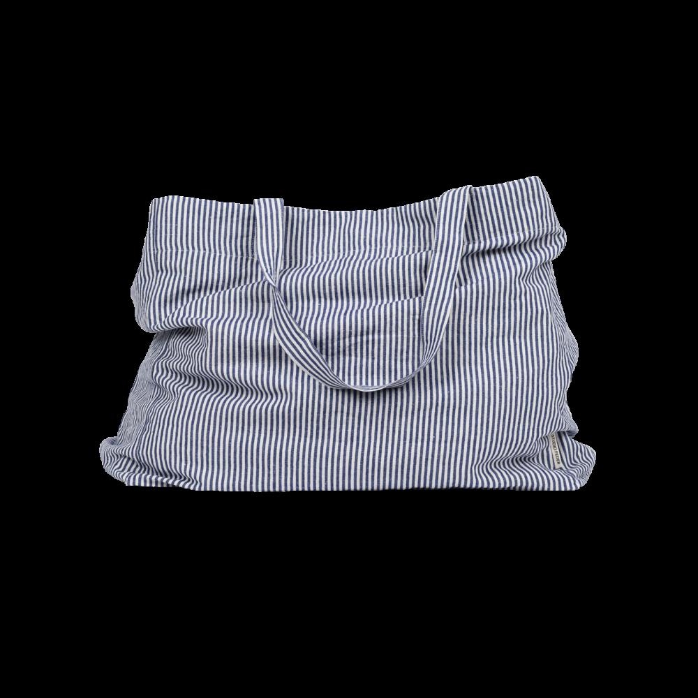 Studio Feder - stor taske - shopping bag - Vilmer Stripe