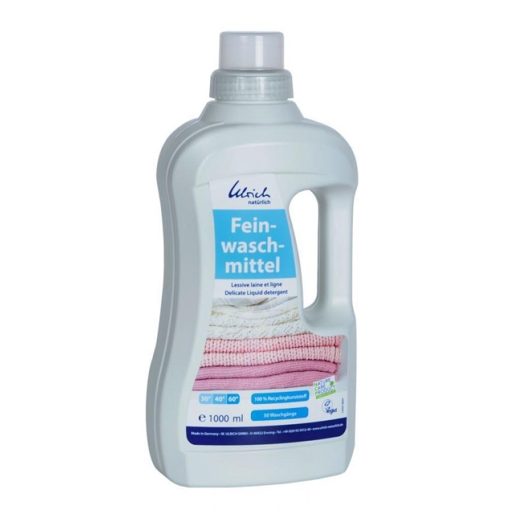 Ulrich - økologisk & vegansk flydende vaskemiddel - til alle sarte tekstiler - 1 liter