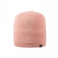 Pure Pure - beanie/hue - uld/silke/bomuld - støvet rosa