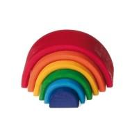 Grimms - lille regnbue - 6 dele - klassiske farver