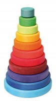 Grimms - stort stabeltårn - klassiske farver