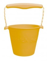 Funkit World - Scrunch-bucket - mange farver-Safran