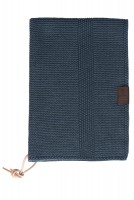 By Lohn - all round towel - 35x50 cm. - 1 stk. - dark grey