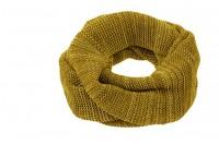 DISANA   tube halstørklæde   curry/gold melange