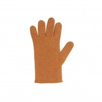 Pure Pure - fingerhandsker - merinould & kashmir - tobacco