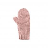 Pure Pure - vanter til voksne - alpaca & bomuld - rosa melange