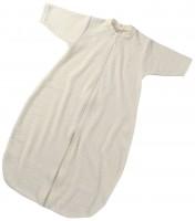 Engel - sovepose m. ærmer - økologisk uldfrotté