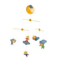 Ostheimer - uro - måne & stjerner