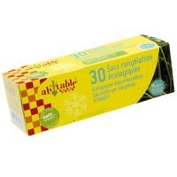 Ah! Table! - frysepose - bioplast - 30 stk. á 2,5L