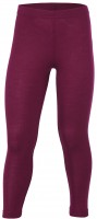 Engel - leggings - uld & silke - orchid