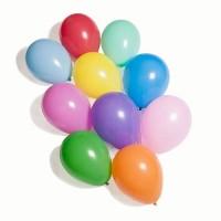 Balloner i naturgummi - 10 stk.