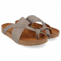 Haflinger - sandaler - Bio Jack - grå