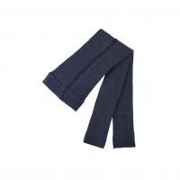 Pure Pure - leggings - 80 % uld & bomuld - GOTS - marine