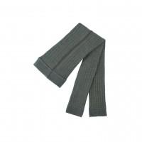 Pure Pure - leggings - 80 % uld & bomuld - GOTS - olivengrøn