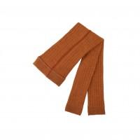 Pure Pure - leggings - 80 % uld & bomuld - GOTS - caramel