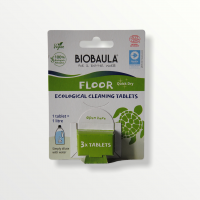 BioBaula - økologisk gulvvask - 3 tabletter