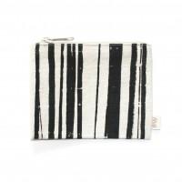 Bo Weevil - lille kosmetik taske - stripes