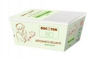 Bocoton Bio - økologiske baby vatpinde - 60 stk.