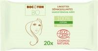 Bocoton Bio - makeup fjerner - vådserviet - 20 stk.
