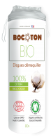 Bocoton Bio - vatrondeller - 80 stk.